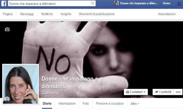 screenshot FB Sorgato