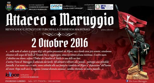 Attacco a Maruggio - 2 ottobre 2016