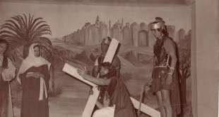 La Passione a Maruggio anno 1971