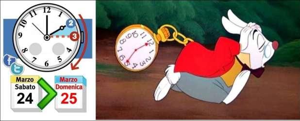 Torna l'ora legale: più luce, ma si dorme un'ora in meno