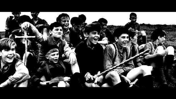 Anni '70 chi ricorda le battaglie delle bande di bambini?