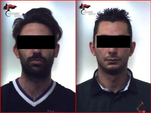 Incastrati dalle telecamere di sorveglianza gli autori di due rapine avvenute a Lizzano