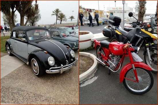 Campomarino di Maruggio - 3° Raduno di auto e moto d'epoca