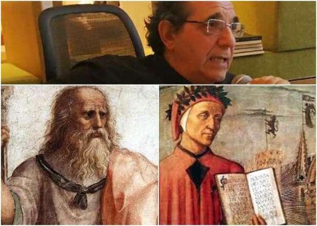 Se Platone è un cialtrone Dante è un profeta non capito dai dantisti che pensano di commentarlo