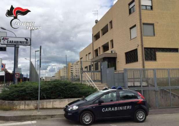 "I Carabinieri arrestano ""stalker"" tarantino"