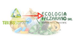 Rifiuti: Addio a TeknoService, domani lascia il posto alla Ecologia Falzarano