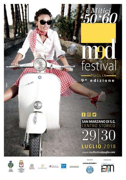 San Marzano di San Giuseppe 29 e 30 luglio MedFestival Puglia 9 edizione