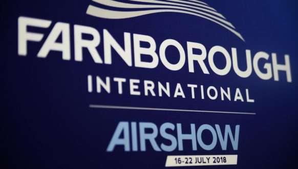 Regione Puglia: eccellenze aerospaziali pugliesi all'Air Show di Farnborough, tra le imprese la Novotech di Manduria