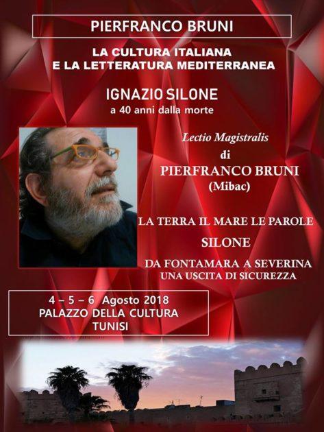 Adottiamo uno scultore o un poeta. Interessante iniziativa culturale di Pierfranco Bruni (MIBAC)