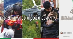 Giovanni Luca Aresta: le nostre Forze,  armate di orgoglio e umanità