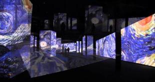 """Regione Puglia, presentata la Mostra """"Van Gogh Alive – The Experience"""" nel Teatro Margherita di Bari"""