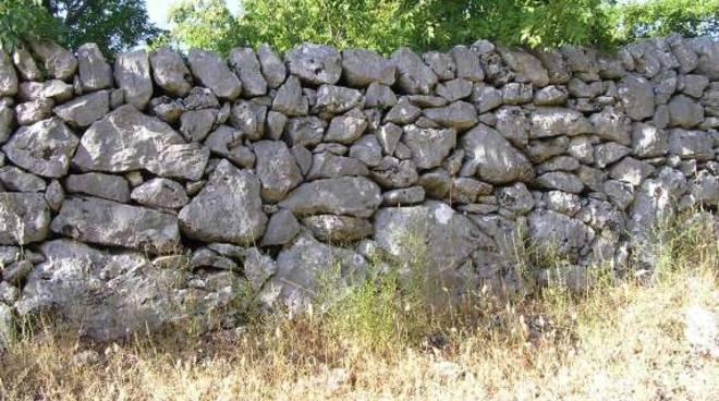 Costruzione Muro A Secco.Maruggio Arte Dei Muri A Secco Il Comune Organizza Un