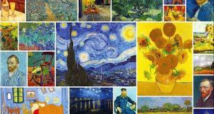 Passo a due - Van Gogh: il colore puro della natura