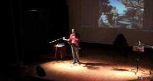 """""""Eva non è ancora nata"""": standing ovation per Salvatore Cosentino al Cine-Teatro Impero di Maruggio - La video intervista"""