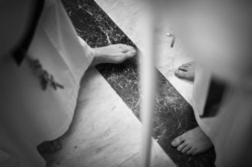 """Taranto - Da domani al via il rito più importante della Pasqua tarantina. L'uscita dei """"Perdoni"""" e il pellegrinaggio della Vergine"""