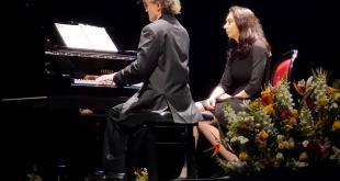 Vladimir e Vovka Ashkenazy: quattro mani, due pianoforti, un solo unico grande amore per la musica!