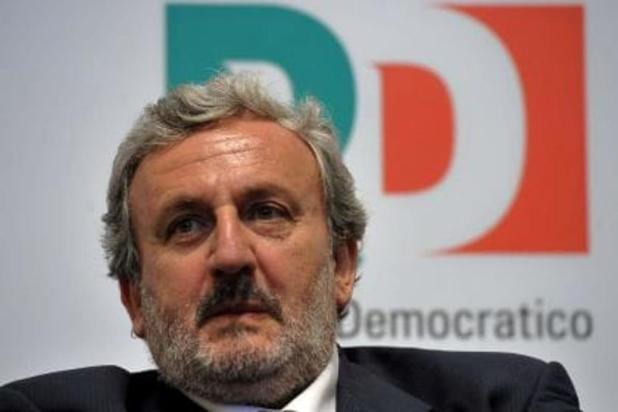 Il Governantore della Puglia Michele Emiliano indagato per campagna delle primarie Pd 2017