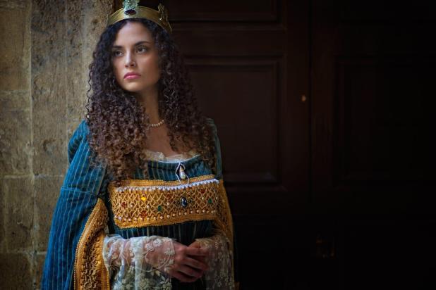 Dal diario di una principessa: Maria d'Enghien, la sposa del nemico