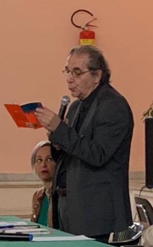 Pierfranco Bruni racconta Pavese ai ragazzi del Liceo De Sanctis Galilei