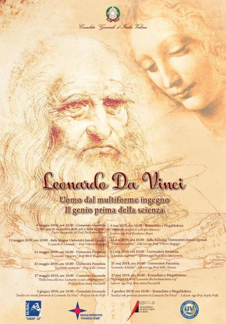 Leonardo Da Vinci. Uomo dal multiforme ingegno. Il genio prima della scienza