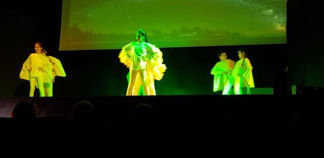 Libertà! È questo lo stato d'animo che venerdì, 7 giugno scorso, si è librato in volo tra il palco del Cine Teatro Impero di Maruggio