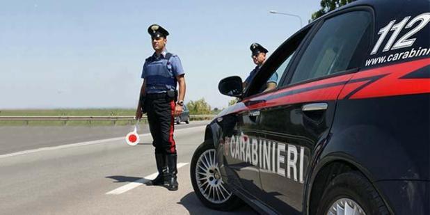 Manduria : 4 arresti, 17 denunce a piede libero e 13 persone segnalate all' U.T.G. di Taranto quali assuntori di droga