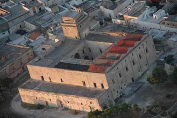 Fortezze e Castelli di Puglia: Il Castello di Leporano