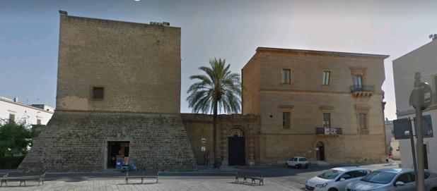 Fortezze e Castelli di Puglia: Il Castello ed il Palazzo Marchesale di Galatone