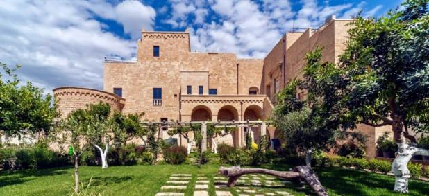Fortezze e Castelli di Puglia: Il Castello di Ugento