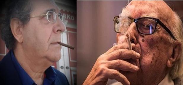 Muore Andrea Camilleri lo scrittore di Montalbano. Pierfranco Bruni: «non chiamatelo maestro»