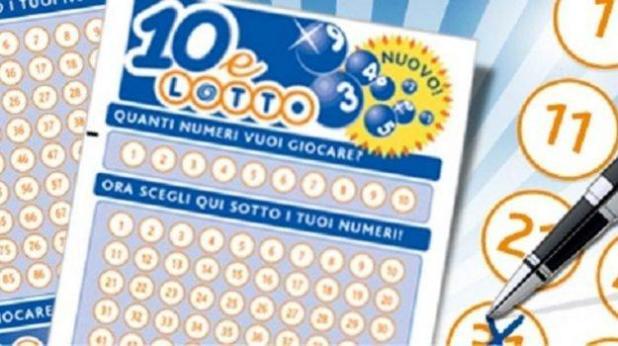 La dea bendata si ferma a Taranto. 10 e Lotto, colpo da 1 milione di euro