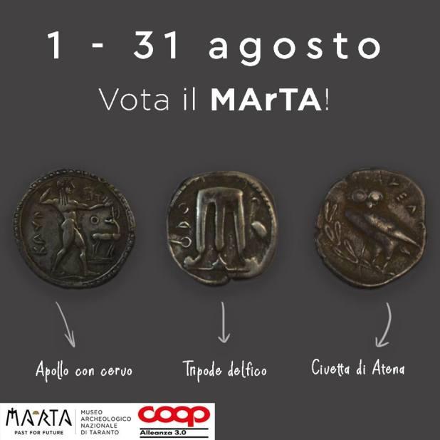 Opera tua, vota la tua opera d'arte da restaurare - Dal 1 al 31 agosto