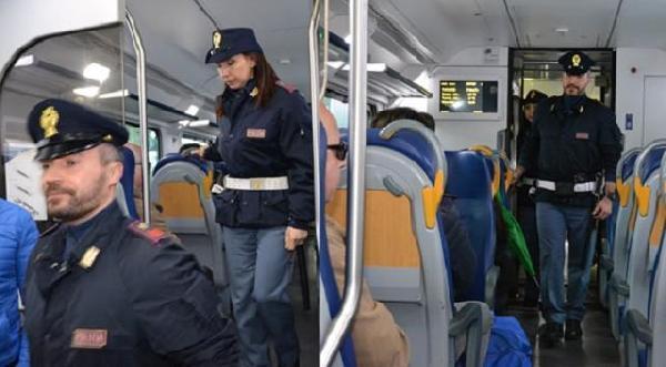 Polizia Ferroviaria di Stato: Bilancio attività bimestre giugno – luglio 2019 , nelle regioni Puglia Basilicata Molise