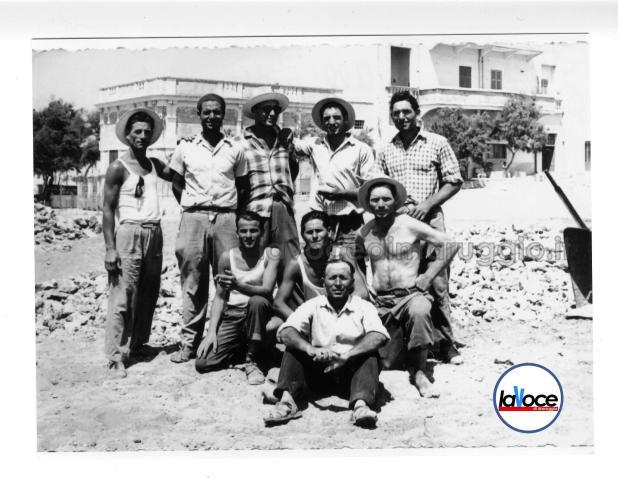 """1958 nasce la """"Rotonda di Campomarino"""", la storia"""