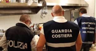 Taranto. Due sequestri e tre denunce a tutela della salute pubblica