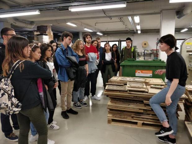 """Il Liceo """"De Sanctis - Galilei"""" di Manduria viaggia verso la Circular Economy. 15 studenti e studentesse in mobilità transnazionale in Finlandia"""