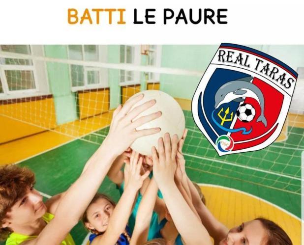 Nasce una nuova realtà sportiva: ASD REAL TARAS, calcio e pallavolo