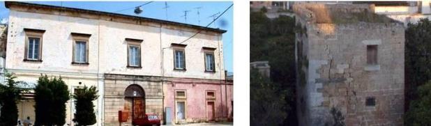 Fortezze e Castelli di Puglia: Il Castello Baronale e la Torre Medievale di Noha