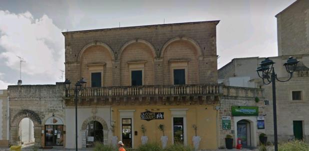 Fortezze e Castelli di Puglia: Il Castello di Lequile