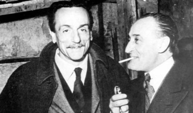 Racconto Eduardo de Filippo. Un personaggio inquieto della vita in teatro a 35 anni dalla morte e verso i 120 anni dalla nascita
