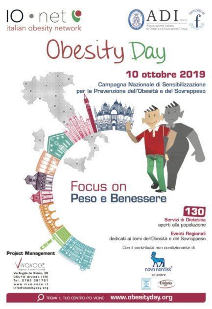 10 ottobre, Obesity Day