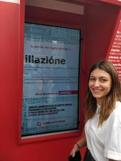 Studenti in Tour Zanichelli a Bari - Le parole da salvare