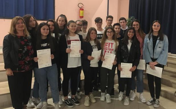 Certificazioni linguistiche in inglese, francese e spagnolo per 200 studenti del Liceo De Sanctis Galilei di Manduria