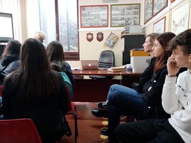 Un viaggio otreoceano e oltre il tempo per i liceali del De Sanctis Galilei di Manduria