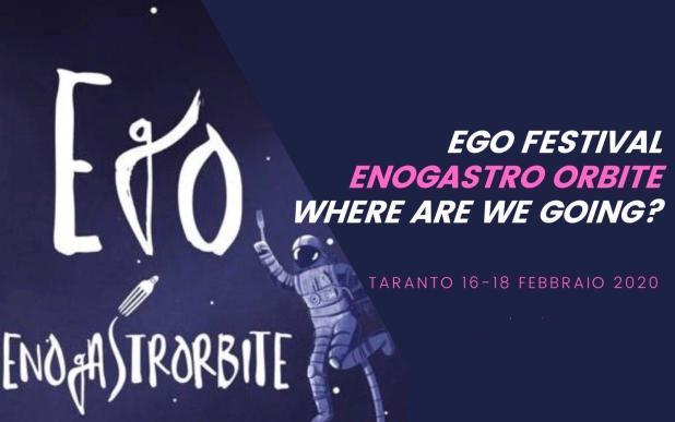"""A Taranto dal 16 al 18 febbraio per la kermesse dedicata alla formazione nel mondo della ristorazione Ad EGO Festival il concorso """"San Marzano Best Sommelier"""""""