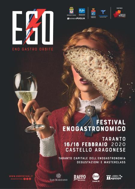Taranto, per tre giorni, con Ego Festival diventa capitale della cultura enogastronomica. E riparte dalla sua identità, il mare.