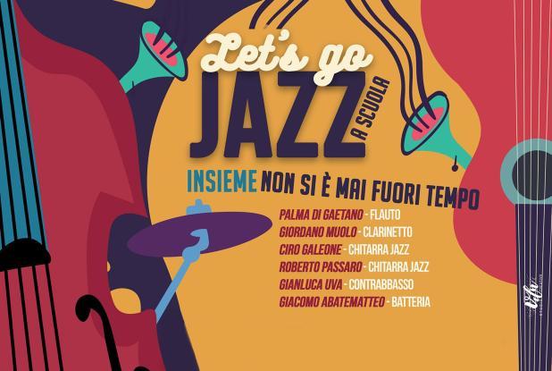 """Let's go ...Jazz a scuola"": tra i banchi duemila studenti imparano il jazz"