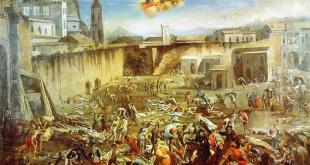 A proposito di epidemie... Correva l'anno 1630 quando la peste si scatenò nel Nord della penisola italiana...