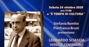 SCIASCIA PER LA VALORIZZAZIONE DELLA LINGUA ITALIANA VERSO IL CENTENARIO