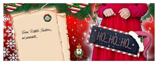 """MANDURIA – È in corso l'iniziativa """"Buon Natale Sindaco... mi presento"""", rivolta ai piccoli cittadini."""